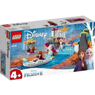 LEGO® Disney Anna's Canoe Expedition 41165