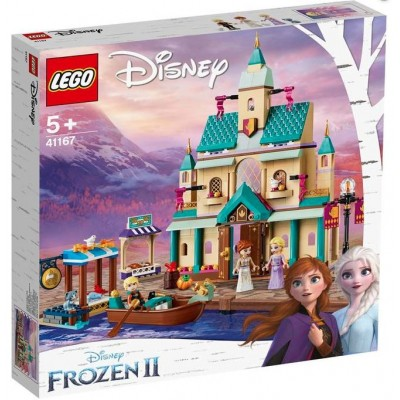 LEGO® Disney Arendelle Castle Village 41167