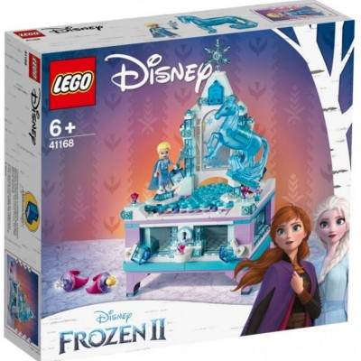 LEGO® Disney Elsa's Jewelry Box Creation 41168