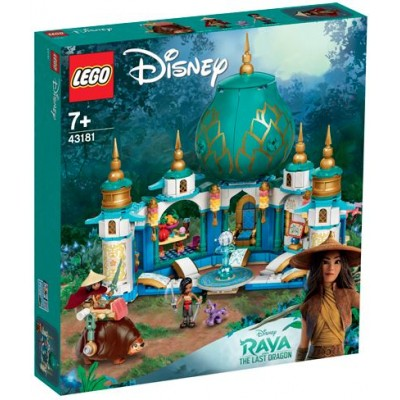 LEGO® Disney Raya and the Heart Palace 43181