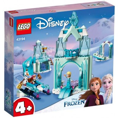 LEGO® Disney Anna and Elsa's Frozen Wonderland 43194
