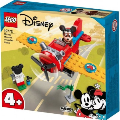 LEGO® Disney Mickey and Friends Mickey Mouse's Propeller Plane 10772