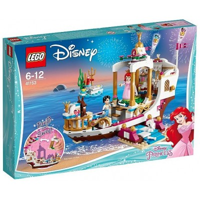 LEGO® Disney Ariel's Royal Celebration Boat 41153