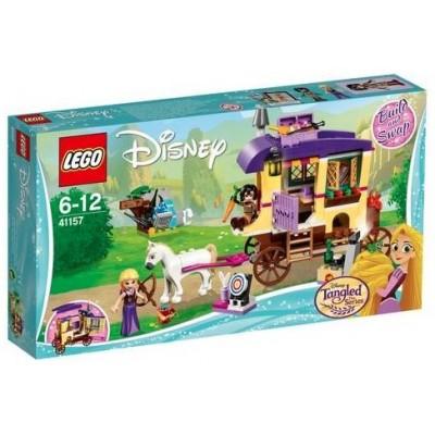 LEGO® Disney Rapunzel's Traveling Caravan 41157