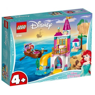 LEGO® Disney Ariel's Seaside Castle 41160