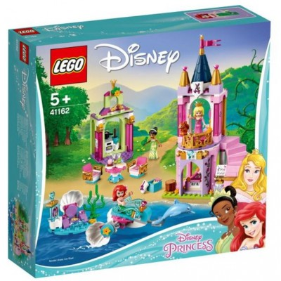 LEGO® Disney Ariel, Aurora and Tiana's Royal Celebration 41162