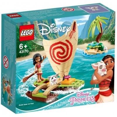 LEGO® Disney Moana's Ocean Adventure 43170