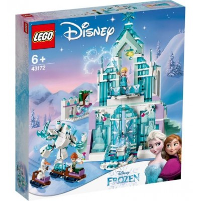 LEGO® Disney Elsa's Magical Ice Palace 43172