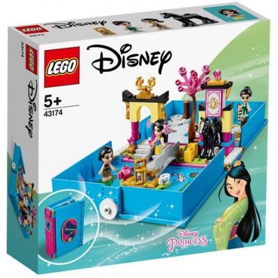 LEGO® Disney Mulan's Storybook Adventures 43174