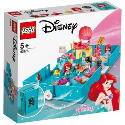 LEGO® Disney Ariel's Storybook Adventures 43176