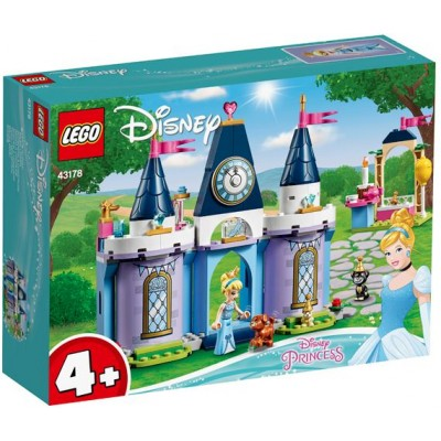 LEGO® Disney Cinderella's Castle Celebration 43178
