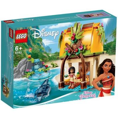 LEGO® Disney Moana's Island Home 43183