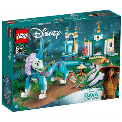 LEGO® Disney Raya and Sisu Dragon 43184