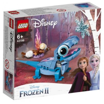 LEGO® Disney Bruni the Salamander Buildable Character 43186