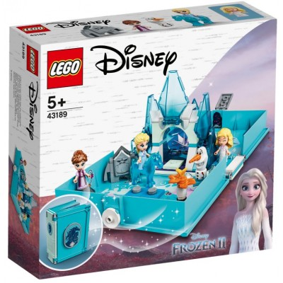 LEGO® Disney Elsa and the Nokk Storybook Adventures 43189