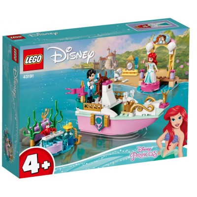 LEGO® Disney Ariel's Celebration Boat 43191