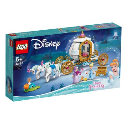 LEGO® Disney Cinderella's Royal Carriage 43192