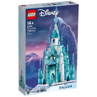 LEGO® Disney The Ice Castle 43197