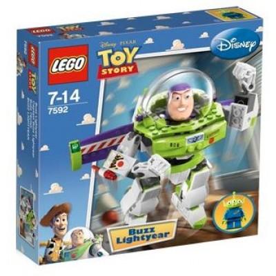 LEGO® Disney Pixar Toy Story Construct-a-Buzz 7592b