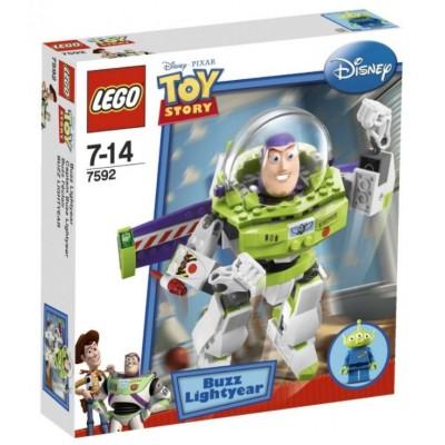 LEGO® Disney Pixar Toy Story Construct-a-Buzz 7592