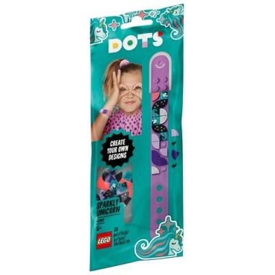 LEGO® DOTS™ Sparkly Unicorn Bracelet 41902