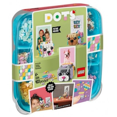 LEGO® DOTS™ Animal Picture Holders 41904