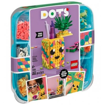 LEGO® DOTS™ Pineapple Pencil Holder 41906