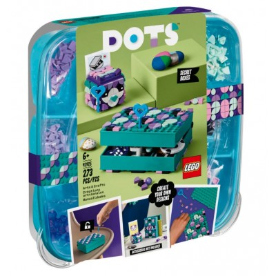 LEGO® DOTS™ Secret Boxes 41925