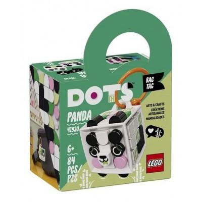 LEGO® DOTS Bag Tag Panda 41930