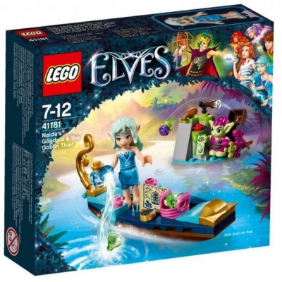 LEGO® Elves Naida's Gondola & the Goblin Thief 41181