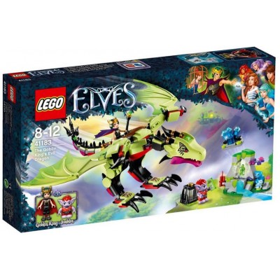 LEGO® Elves The Goblin King's Evil Dragon 41183