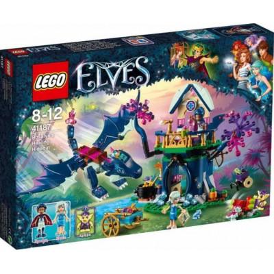 LEGO® Elves Rosalyn's Healing Hideout 41187