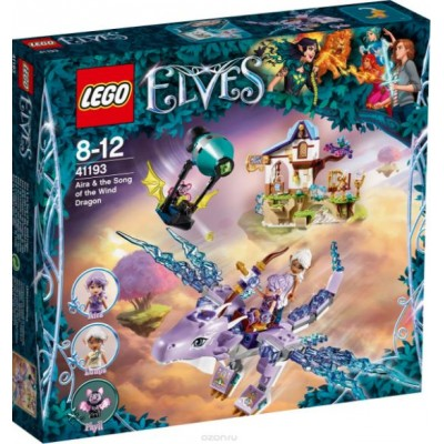 LEGO® Elves Aira & the Song of the Wind Dragon 41193