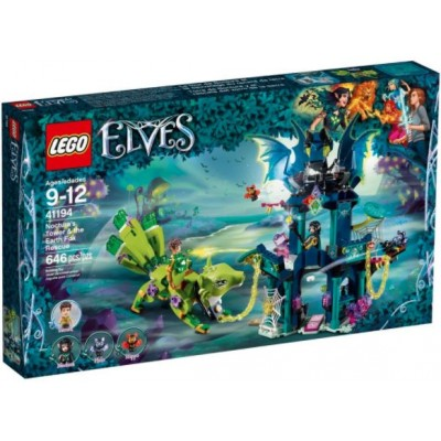 LEGO® Elves Noctura's Tower & the Earth Fox Rescue 41194