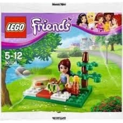 LEGO® Friends Summer Picnic (polybag) 30108
