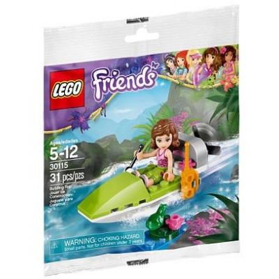LEGO® Friends Jungle Boat (polybag) 30115