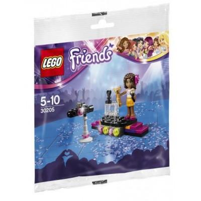LEGO® Friends Pop Star Red Carpet polybag 30205