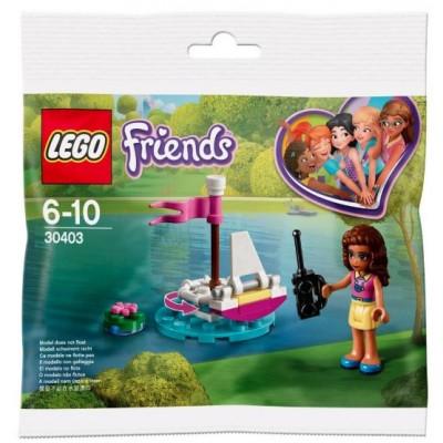 LEGO® Friends Olivia's Remote Control Boat 30403
