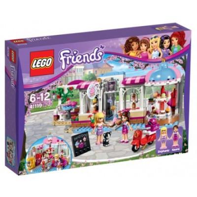 LEGO® Friends Heartlake Cupcake Café 41119