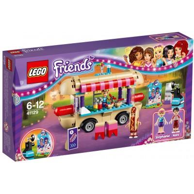 LEGO® Friends Friends Amusement Park Hot Dog Van 41129