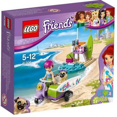 LEGO® Friends Mia's Beach Scooter 41306