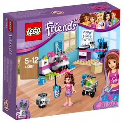 LEGO® Friends Olivia's Creative Lab 41307