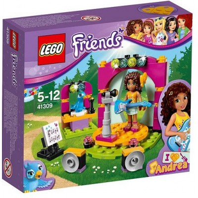 LEGO® Friends Andrea's Musical Duet 41309