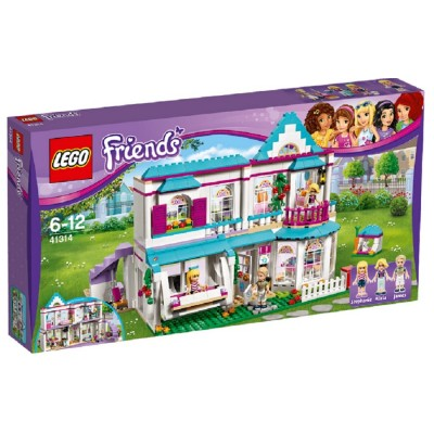 LEGO® Friends Stephanie's House 41314