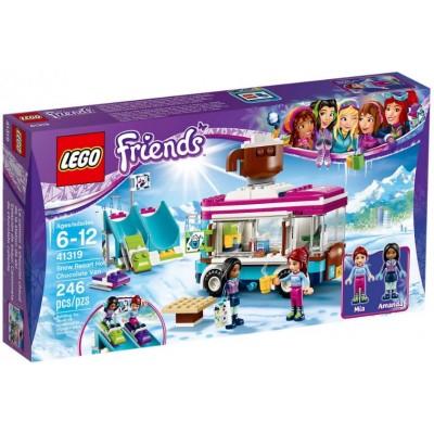 LEGO® Friends Snow Resort Hot Chocolate Van 41319