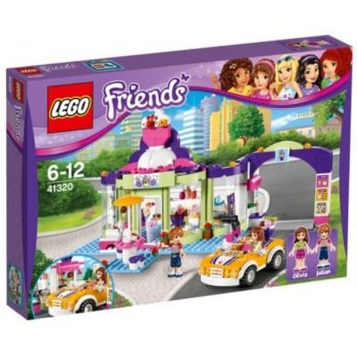 LEGO® Friends Heartlake Frozen Yogurt Shop 41320