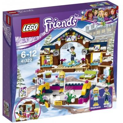 LEGO® Friends Snow Resort Ice Rink 41322
