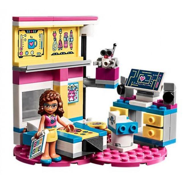 Lego Friends Olivias Deluxe Bedroom 41329
