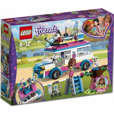 LEGO® Friends Olivia's Mission Vehicle 41333