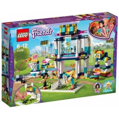 LEGO® Friends Stephanie's Sports Arena 41338